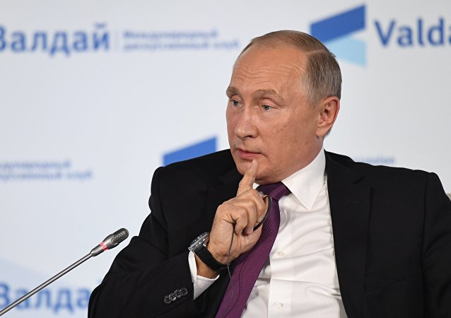 俄總統普京
