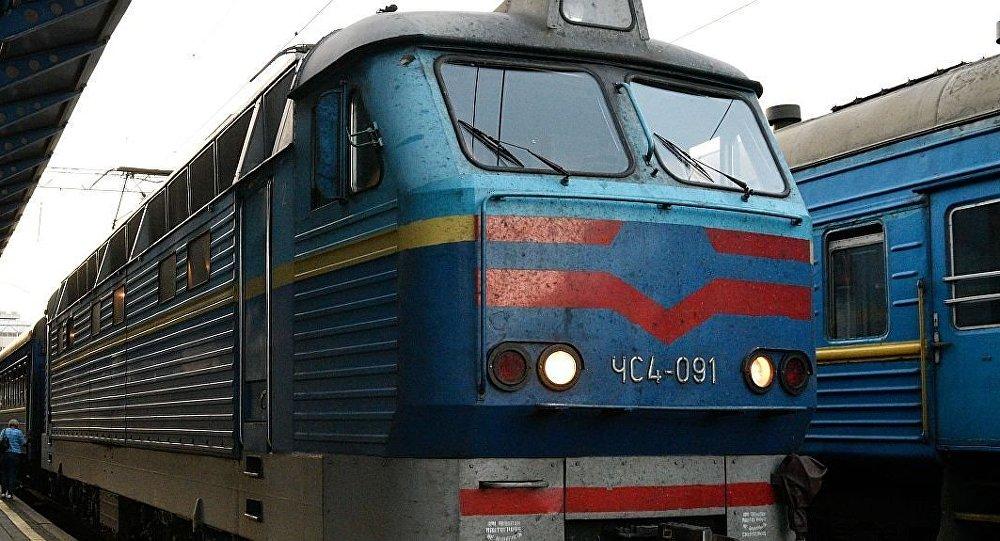 乌克兰列车