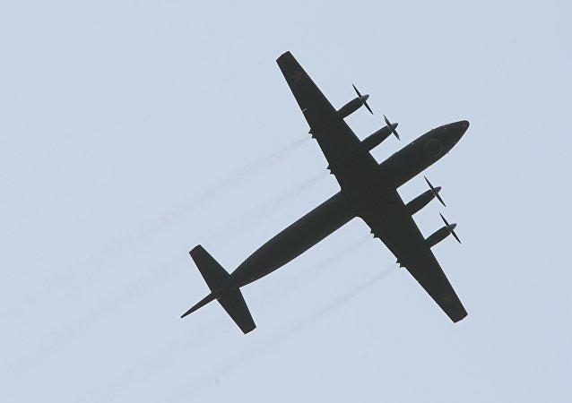 伊爾-38飛機
