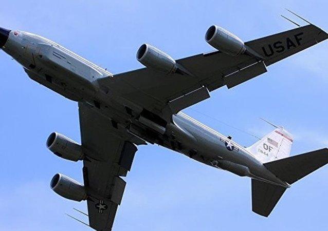 美機偵察俄西部邊境