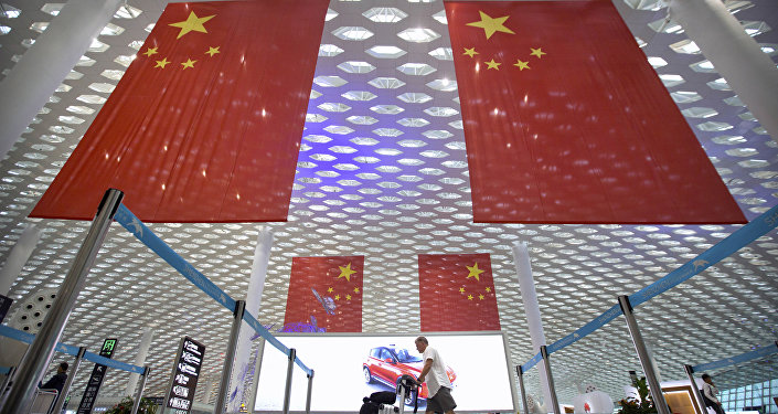 开放成为当代中国的鲜明标志