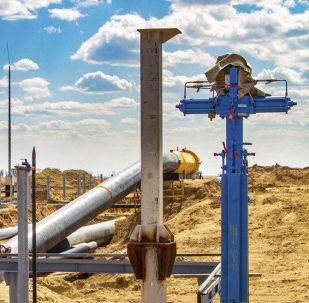 西伯利亚天然气管道