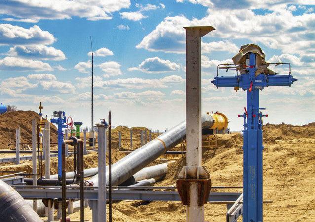 西伯利亞天然氣管道