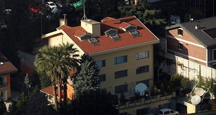 沙特駐土耳其大使館