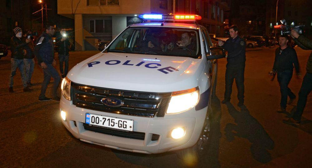 格鲁吉亚总统候选人在大麻合法化节上被捕