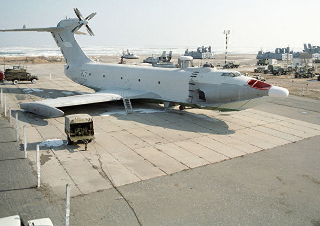 俄滨海边疆区拟用地效飞行器开展海运