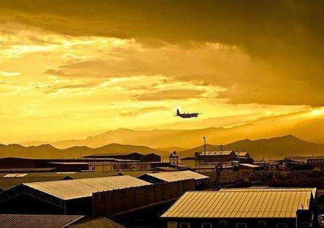 信丹德空軍基地