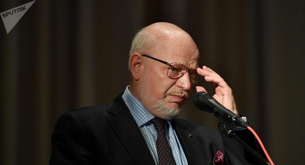 俄罗斯总统人权委员会主席米哈伊尔·费多托夫