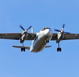 俄檢察院否認飛抵哈巴羅夫斯克的安-24飛機遭射擊的消息