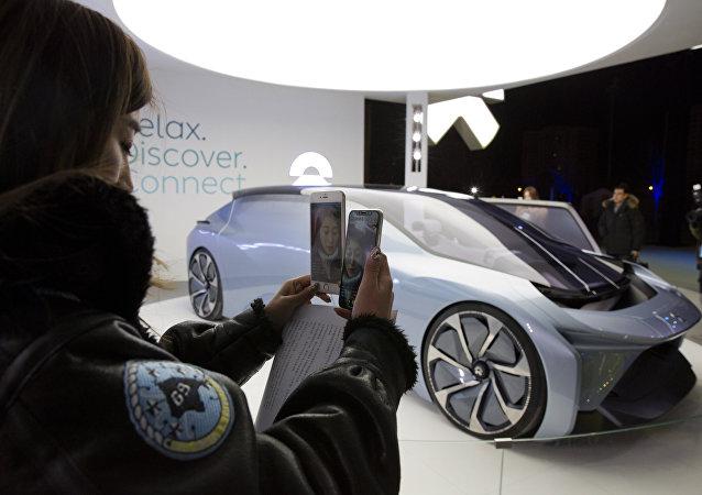 俄罗斯五分之一销售中心专卖中国品牌汽车