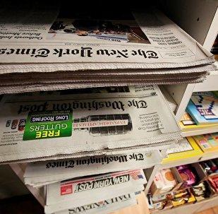 半数欧洲人不相信西方媒体涉俄报道