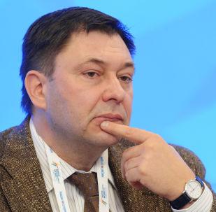 德國外交部:柏林要求基輔加快審理維辛斯基案件的進程