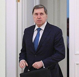 尤里?乌沙科夫