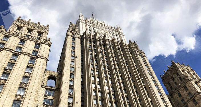 俄外交部:莫斯科認為科索沃組建軍隊可能將影響巴爾乾半島的安全