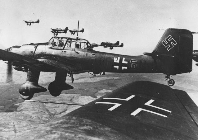 德國空軍二戰的飛機