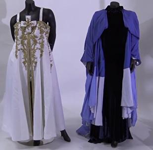 传奇歌手艾瑞莎·富兰克林生前衣物将在美国拍卖