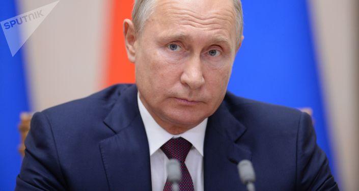 普京表示,俄羅斯準備同美國進行對話,反正不是莫斯科退出中導條約