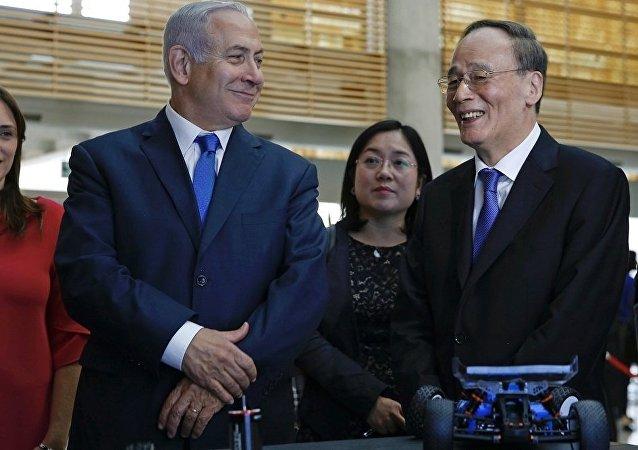 專家:以色列對華技術轉讓不會受美影響