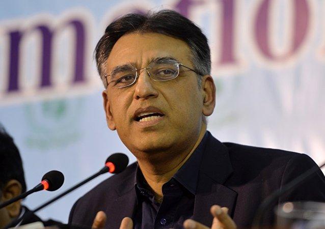 巴基斯坦新闻广播部长法瓦德·乔杜里
