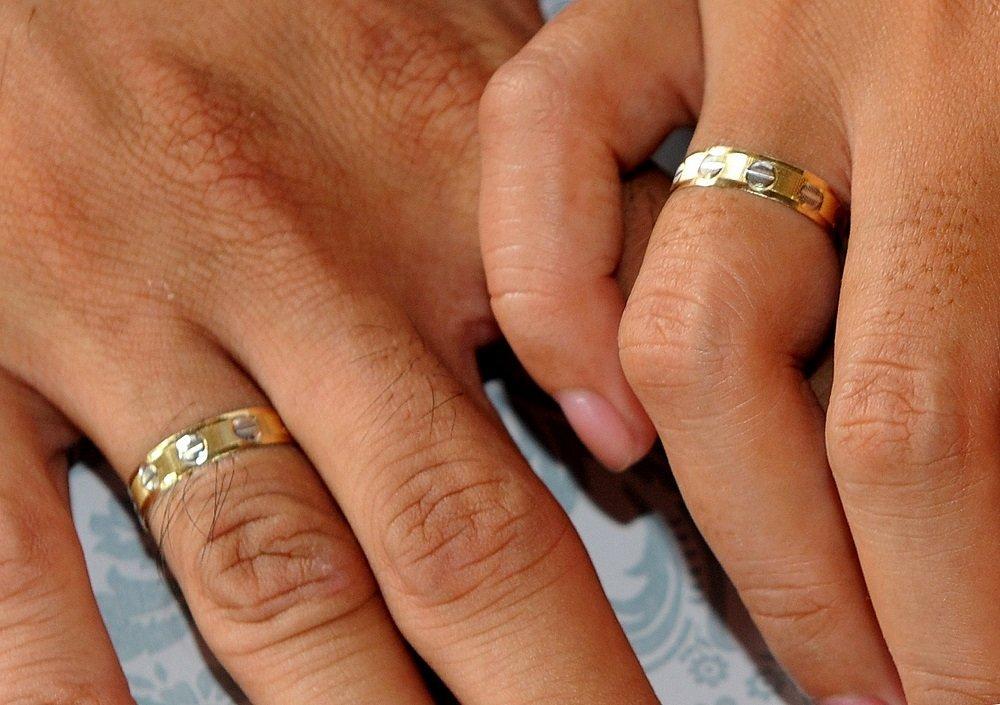 在俄罗斯,有一半人选择不登记婚姻