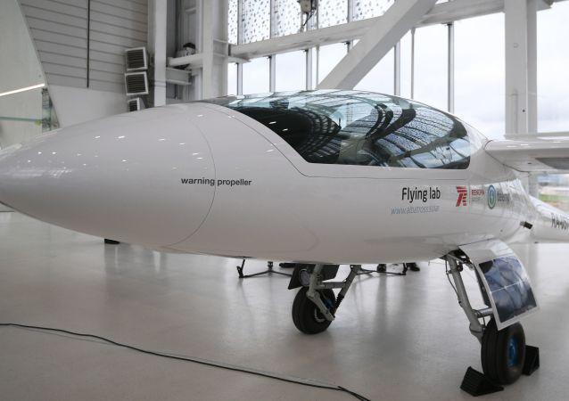 俄首架电动飞机计划于2020年进行首飞