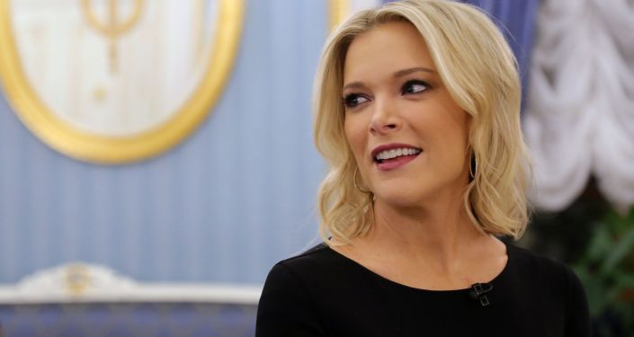 美国电视记者梅根•凯利