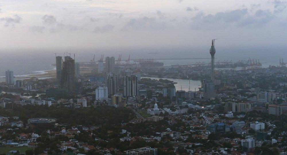 斯里蘭卡首都科倫坡