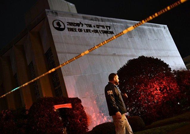 美國猶太教堂襲擊者遭29項指控