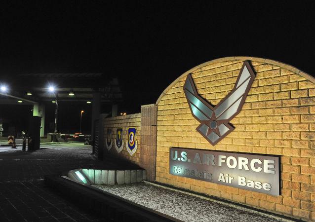 德國的拉姆施泰因空軍基地