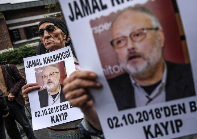 沙特外交大臣: 殺害記者卡舒吉的兇手將在沙特受審