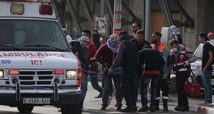 巴勒斯坦救護車