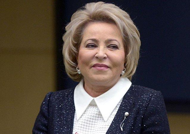 瓦蓮京娜·馬特維延科