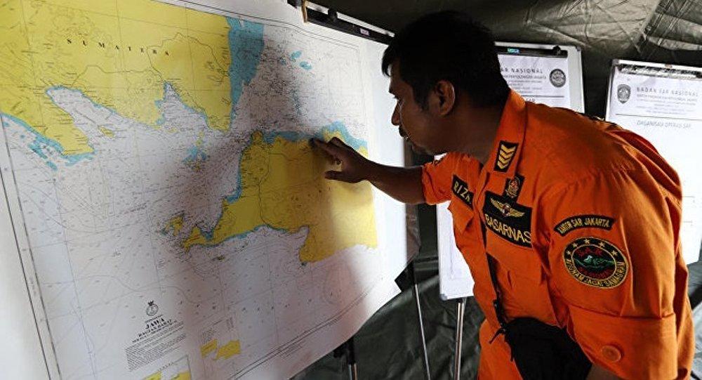 印尼政府披露狮航客机坠海细节