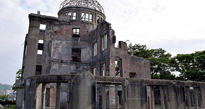 日本广岛市长呼吁履行《中导条约》义务