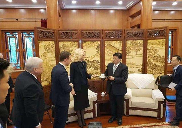 中國文化旅遊部:中俄旅遊合作成效顯著 互訪人數穩定增長