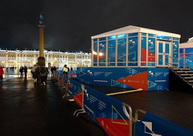 俄文化部:中國將參加2019年聖彼得堡國際文化論壇和契訶夫國際戲劇節