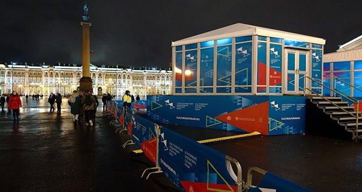 俄文化部:中国将参加2019年圣彼得堡国际文化论坛和契诃夫国际戏剧节