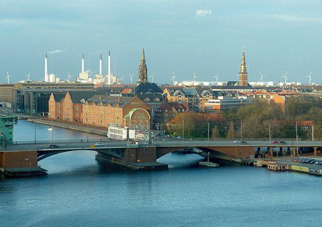 丹麦首都哥本哈根