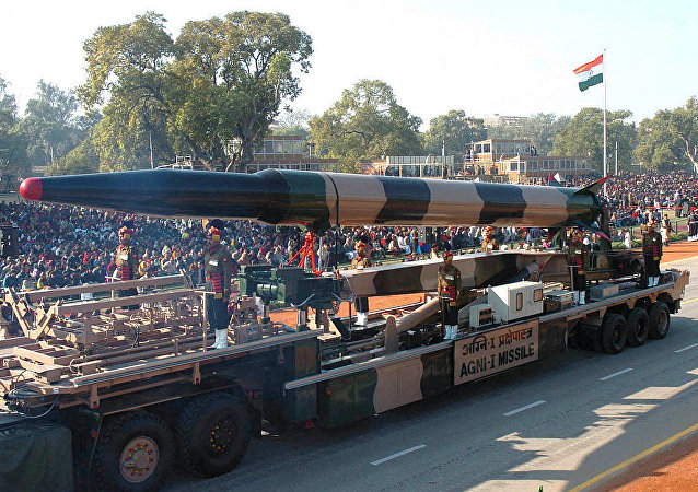 「烈火一」型短程彈道導彈
