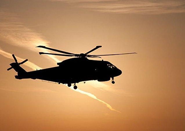 佛罗里达直升机斩首一名男子