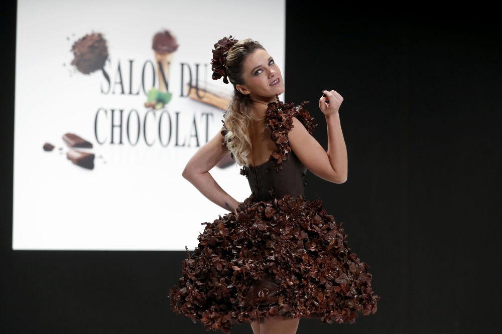 法国巧克力时装秀