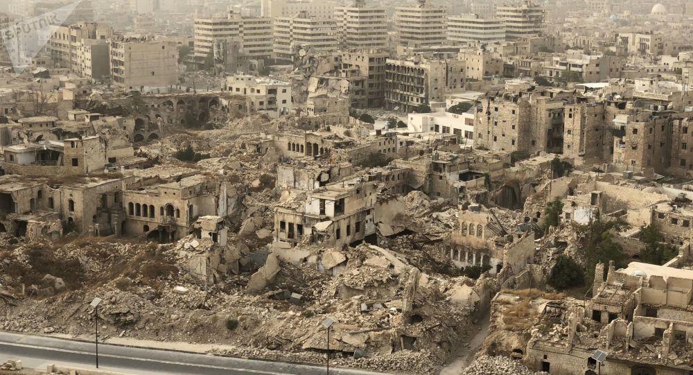 俄驻叙冲突各方调解中心:叙境内武装分子一天内向该国两省及阿勒颇市开火