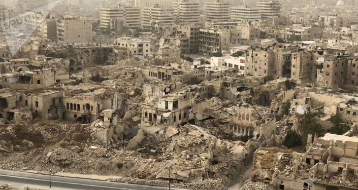 叙利亚阿勒颇市