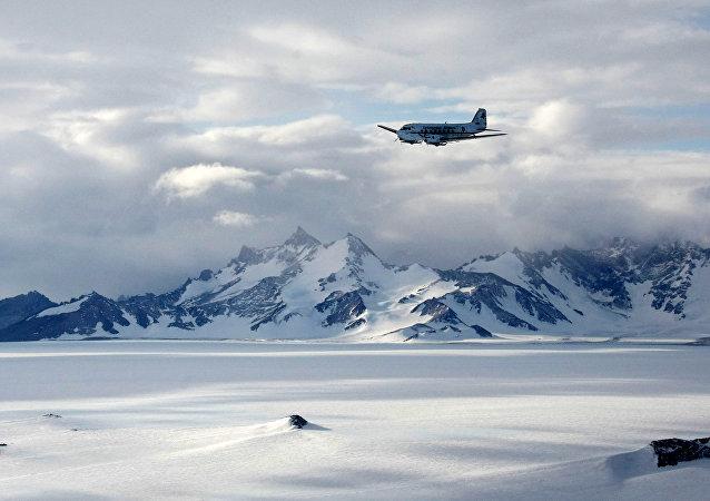 俄罗斯技术将帮助中国建南极机场