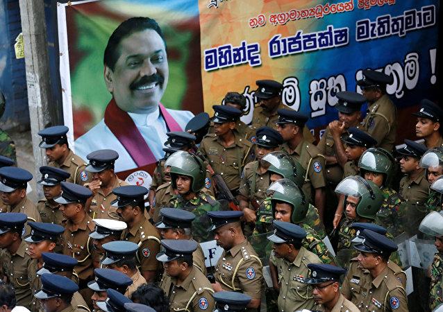 斯里兰卡总统5日将提前举行议会新会议