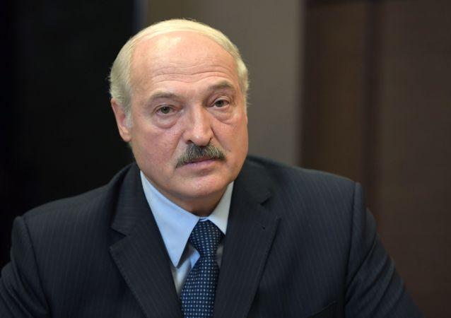 白俄罗斯总统:俄白合并的问题并不在议程中