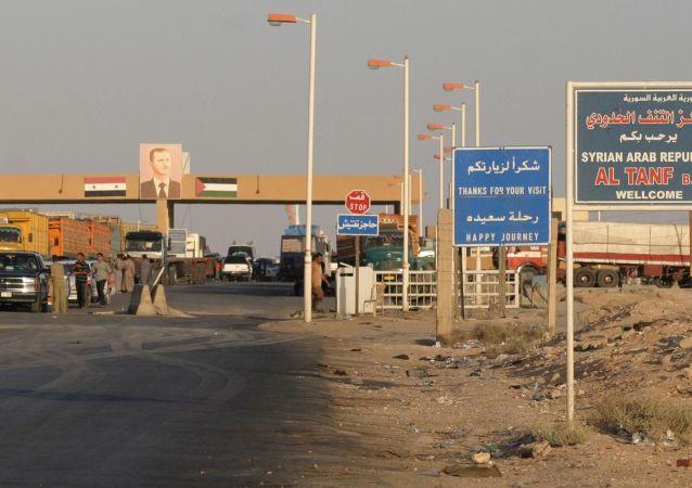"""约4000名""""伊斯兰国""""武装分子聚集在伊叙边境附近"""