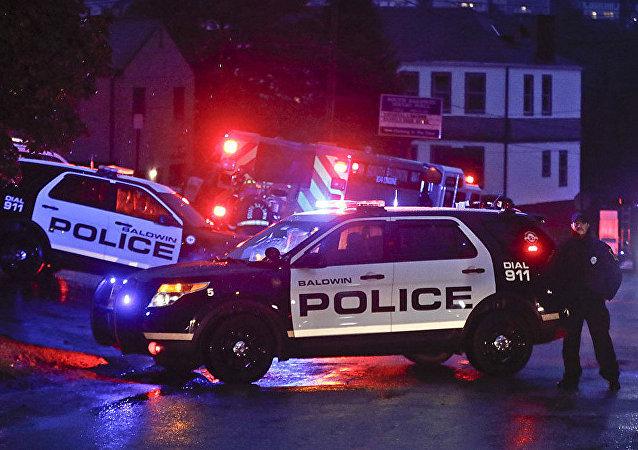 2018年10月27日,匹兹堡市一座犹太教堂发生枪击