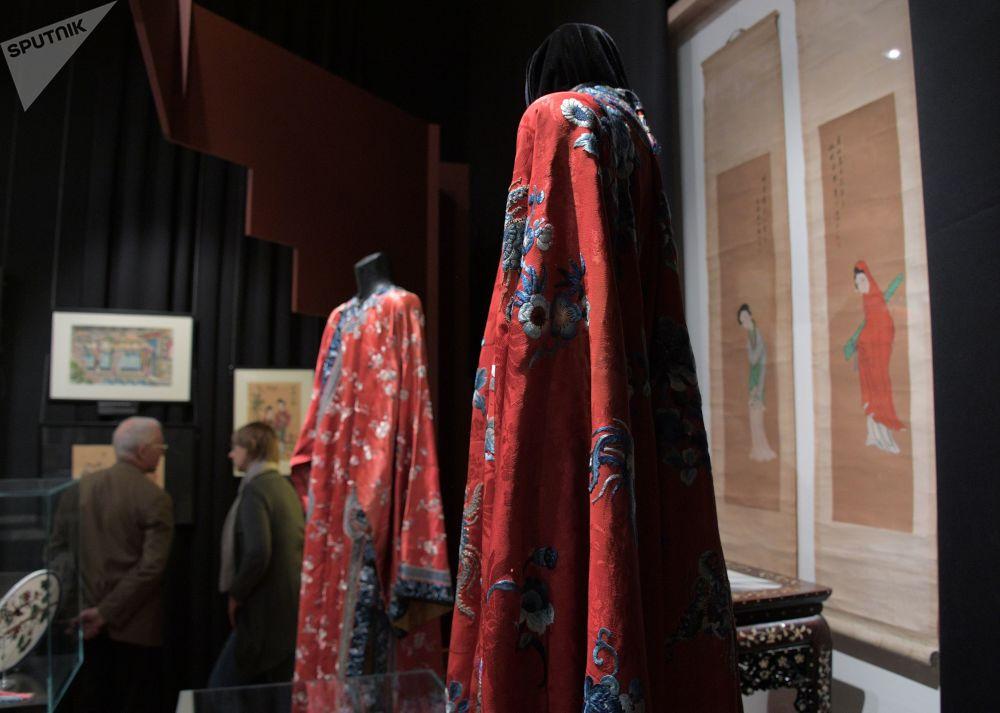 """""""东方——别样的风采""""俄罗斯东方博物馆成立100周年展"""