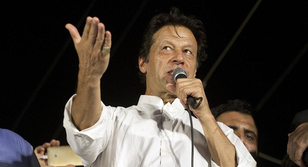 為巴基斯坦借錢——伊姆蘭·汗訪華的真正目的